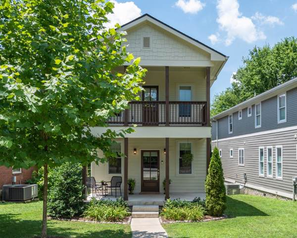 719A Skyview Dr, Nashville, TN 37206 (MLS #RTC2061187) :: Village Real Estate