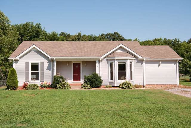1804 Hunt Ln, Pleasant View, TN 37146 (MLS #RTC2061191) :: The Group Campbell powered by Five Doors Network