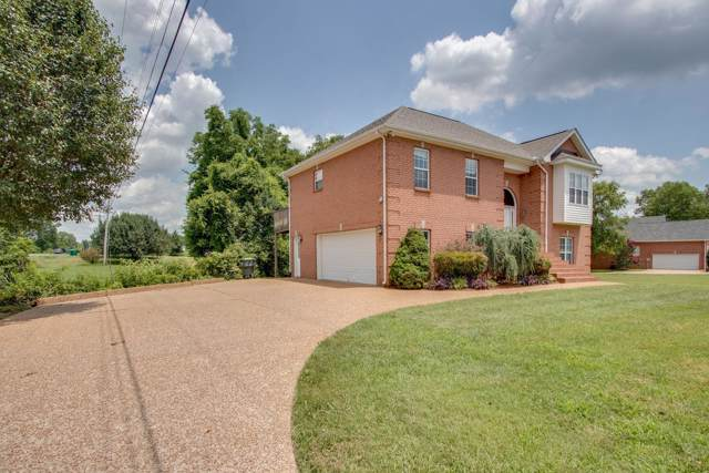801 Muscogee Way, Mount Juliet, TN 37122 (MLS #RTC2061235) :: The Group Campbell powered by Five Doors Network