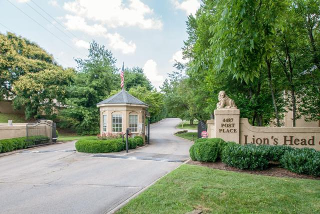 4487 Post Pl Apt 87 #87, Nashville, TN 37205 (MLS #RTC2061265) :: Nashville on the Move