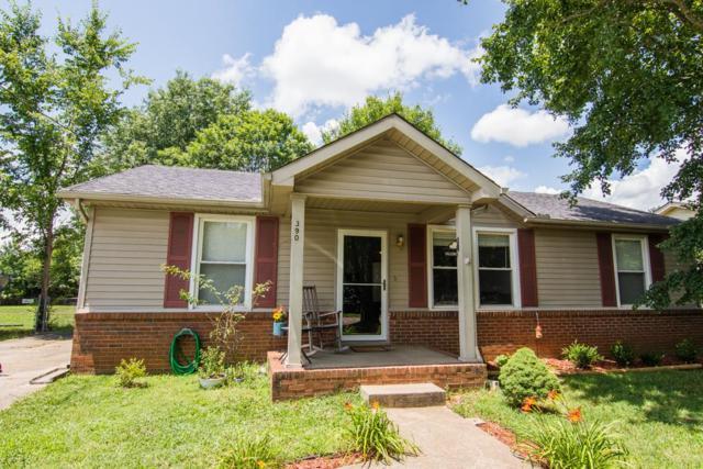 390 Donna Dr, Clarksville, TN 37042 (MLS #RTC2061277) :: Team Wilson Real Estate Partners