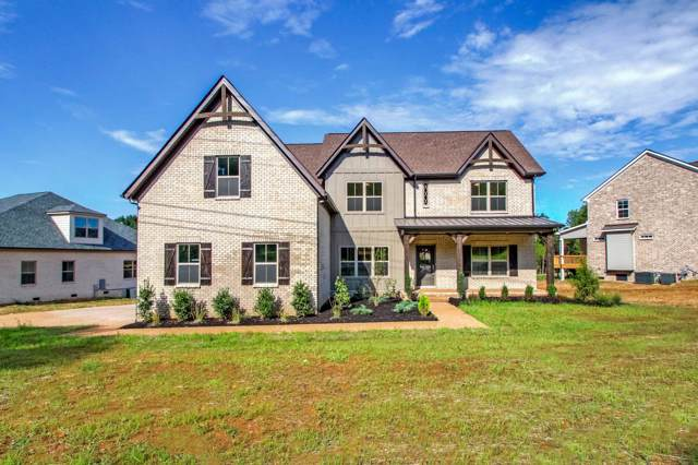 1329 Mires Rd, Mount Juliet, TN 37122 (MLS #RTC2061284) :: The Helton Real Estate Group