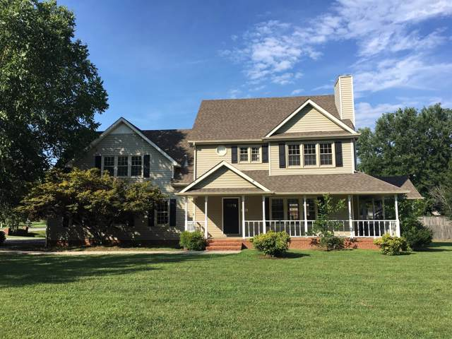 201 Huntington Place, Tullahoma, TN 37388 (MLS #RTC2061332) :: Berkshire Hathaway HomeServices Woodmont Realty