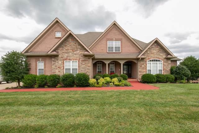 1481 Hollis Rdg, Clarksville, TN 37043 (MLS #RTC2061355) :: Village Real Estate