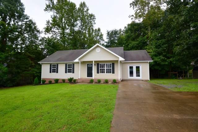 1029 Creek Bottom Rd, White Bluff, TN 37187 (MLS #RTC2061360) :: Fridrich & Clark Realty, LLC