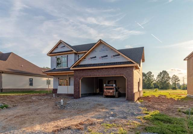 324 Chase Dr, Clarksville, TN 37043 (MLS #RTC2061412) :: REMAX Elite