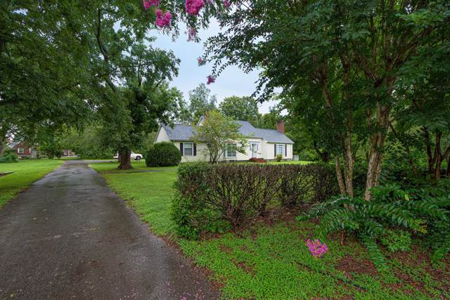 522 E College St, Pulaski, TN 38478 (MLS #RTC2061423) :: REMAX Elite