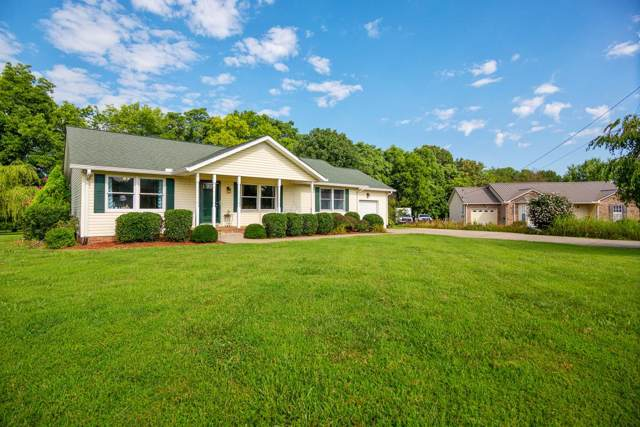 1007 Hunt Ct W, Pleasant View, TN 37146 (MLS #RTC2061460) :: The Group Campbell powered by Five Doors Network