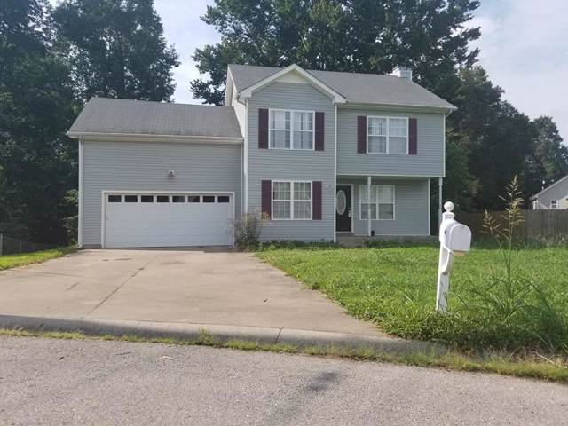 1383 Gemstone Ct, Clarksville, TN 37042 (MLS #RTC2061471) :: The Group Campbell powered by Five Doors Network