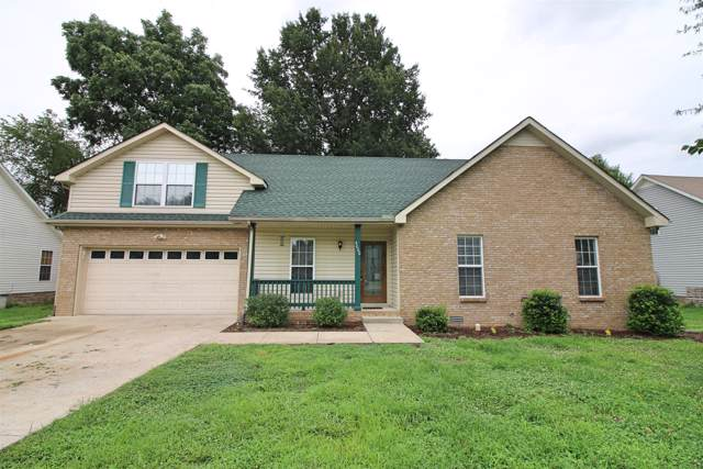 4060 New Grange Cir, Clarksville, TN 37040 (MLS #RTC2061480) :: The Group Campbell powered by Five Doors Network