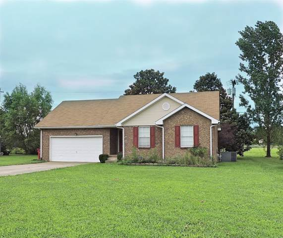1233 Woodbridge Dr, Clarksville, TN 37042 (MLS #RTC2061499) :: The Group Campbell powered by Five Doors Network