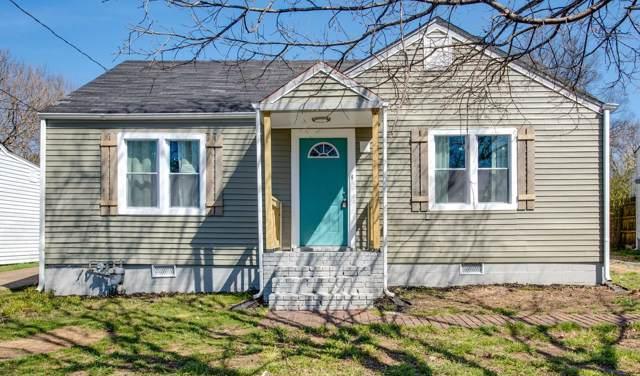 205 Dupont Ave, Madison, TN 37115 (MLS #RTC2061515) :: Team Wilson Real Estate Partners