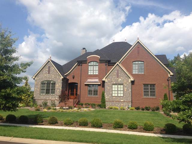 126 Patricia Lee Ct, Franklin, TN 37069 (MLS #RTC2061519) :: Nashville on the Move