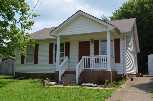 2823 Nat Hoosier Ln, Clarksville, TN 37040 (MLS #RTC2061529) :: The Group Campbell powered by Five Doors Network