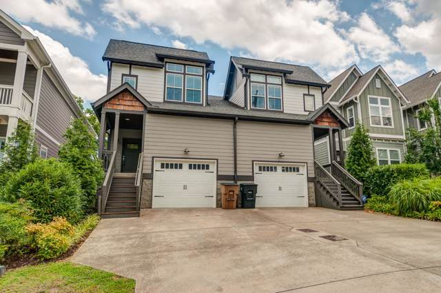 1312A Pillow St, Nashville, TN 37203 (MLS #RTC2061565) :: The Helton Real Estate Group