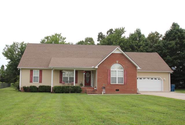 1506 5Th Ave, Manchester, TN 37355 (MLS #RTC2061600) :: Cory Real Estate Services