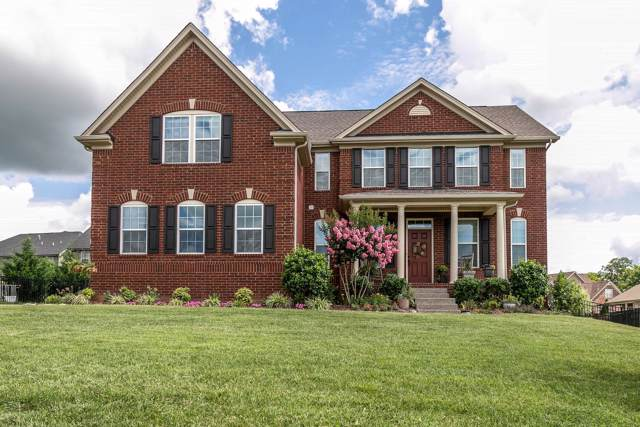 5007 Paddy Trace, Spring Hill, TN 37174 (MLS #RTC2061629) :: Exit Realty Music City
