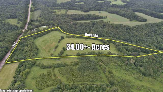 0 Oneal East Rd, Adolphus, KY 42120 (MLS #RTC2061658) :: REMAX Elite
