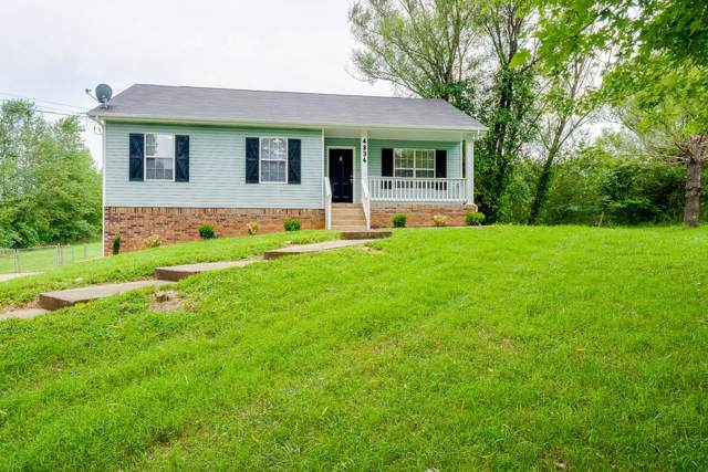 4834 Woodrow Rd, Woodlawn, TN 37191 (MLS #RTC2061663) :: Christian Black Team