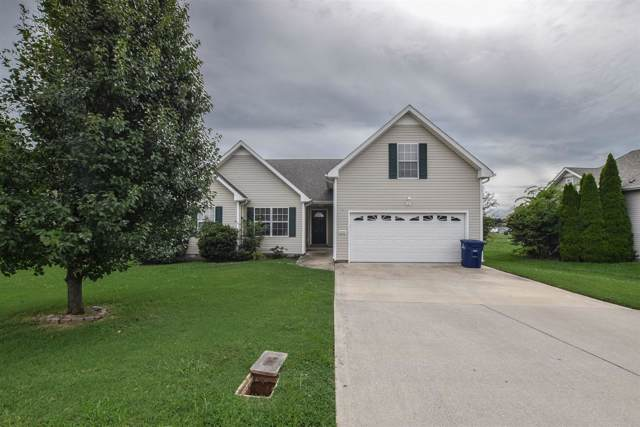 1170 Snoopy Dr, Clarksville, TN 37040 (MLS #RTC2061691) :: Cory Real Estate Services