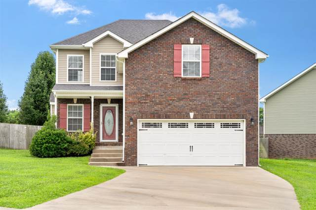 1964 Patton Rd., Clarksville, TN 37042 (MLS #RTC2061707) :: Cory Real Estate Services