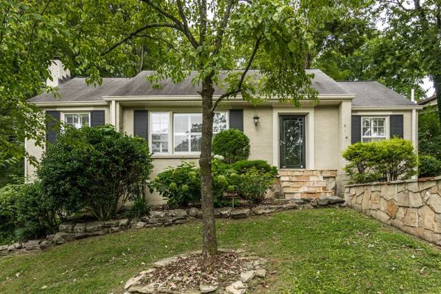 1109 Brookmeade Dr, Nashville, TN 37204 (MLS #RTC2061717) :: RE/MAX Choice Properties