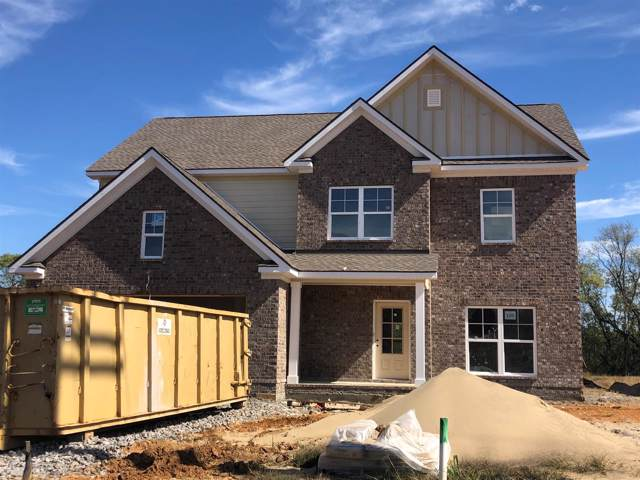 109 Beulah Rose Dr #109, Murfreesboro, TN 37129 (MLS #RTC2061727) :: Team Wilson Real Estate Partners