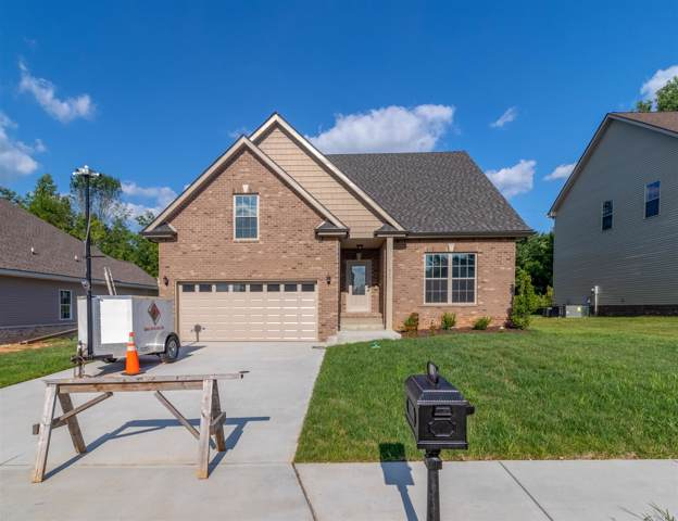 321 Chase Dr, Clarksville, TN 37043 (MLS #RTC2061838) :: REMAX Elite
