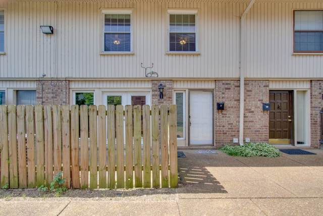 2116 Hobbs Rd Apt E6, Nashville, TN 37215 (MLS #RTC2061882) :: The Matt Ward Group