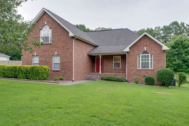 1030 Ridgecrest Dr, Dickson, TN 37055 (MLS #RTC2061903) :: Village Real Estate
