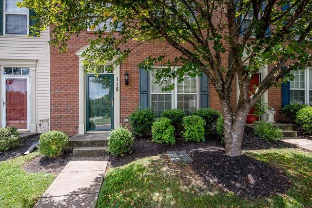 3401 Anderson Rd Unit 118 #118, Antioch, TN 37013 (MLS #RTC2061915) :: Village Real Estate