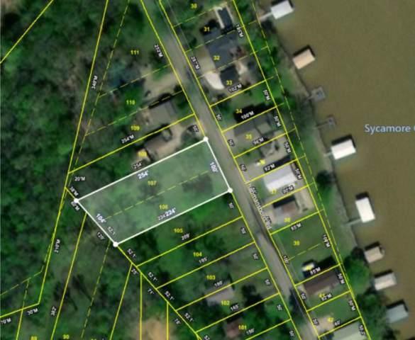 1460 Chapmansboro Rd, Chapmansboro, TN 37035 (MLS #RTC2061925) :: Village Real Estate