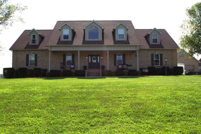 153 Richland Hills Dr, Manchester, TN 37355 (MLS #RTC2061943) :: Nashville on the Move