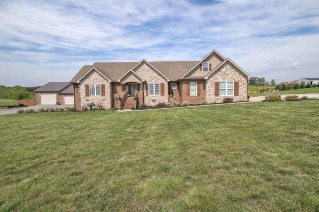 180 Clanton Lane, Wartrace, TN 37183 (MLS #RTC2061952) :: The Miles Team | Compass Tennesee, LLC