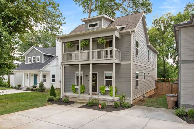 2204 Sheridan #B, Nashville, TN 37206 (MLS #RTC2061960) :: Village Real Estate