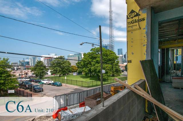 20 Rutledge St #210, Nashville, TN 37210 (MLS #RTC2062049) :: The Kelton Group
