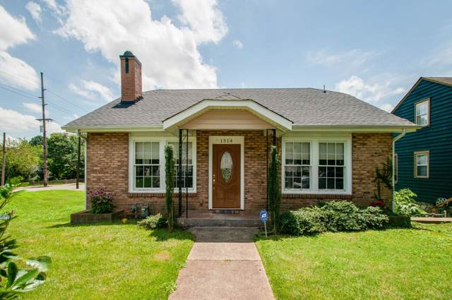1514 Ordway Pl, Nashville, TN 37206 (MLS #RTC2062062) :: FYKES Realty Group