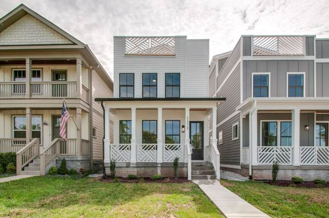602B 45Th Ave N, Nashville, TN 37209 (MLS #RTC2062093) :: CityLiving Group