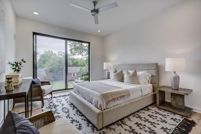 1404 Pillow Street #202, Nashville, TN 37203 (MLS #RTC2062126) :: Ashley Claire Real Estate - Benchmark Realty