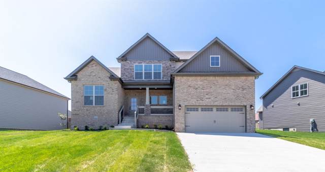 362 Farmington, Clarksville, TN 37043 (MLS #RTC2062133) :: Ashley Claire Real Estate - Benchmark Realty