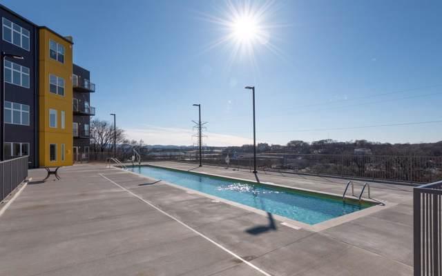 400 Herron Drive #413, Nashville, TN 37210 (MLS #RTC2062142) :: Clarksville Real Estate Inc