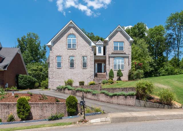 134 Ridgeview Trce, Hendersonville, TN 37075 (MLS #RTC2062149) :: The Milam Group at Fridrich & Clark Realty