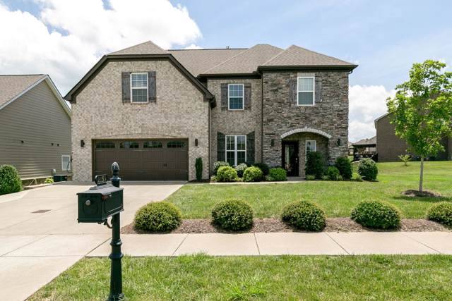2159 Chaucer Park Ln, Thompsons Station, TN 37179 (MLS #RTC2062226) :: Stormberg Real Estate Group
