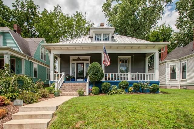 1111 Calvin Ave, Nashville, TN 37206 (MLS #RTC2062257) :: Team Wilson Real Estate Partners