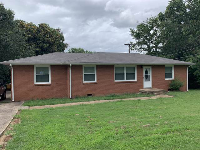 203 Old Trenton Rd, Clarksville, TN 37040 (MLS #RTC2062285) :: Team Wilson Real Estate Partners