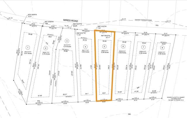 0 Mires Rd - Lot 5, Mount Juliet, TN 37122 (MLS #RTC2062334) :: EXIT Realty Bob Lamb & Associates