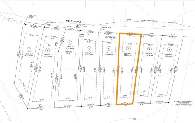 0 Mires Rd - Lot 6, Mount Juliet, TN 37122 (MLS #RTC2062335) :: Team Wilson Real Estate Partners