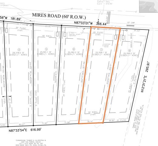 0 Mires Rd - Lot 7, Mount Juliet, TN 37122 (MLS #RTC2062336) :: Team Wilson Real Estate Partners