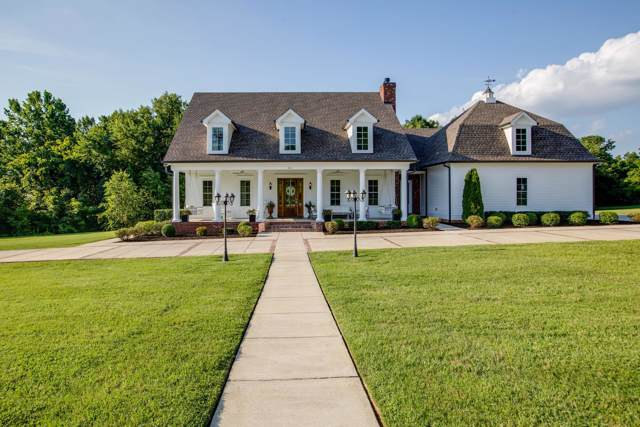 801 Murfreesboro Rd, Franklin, TN 37064 (MLS #RTC2062345) :: Stormberg Real Estate Group