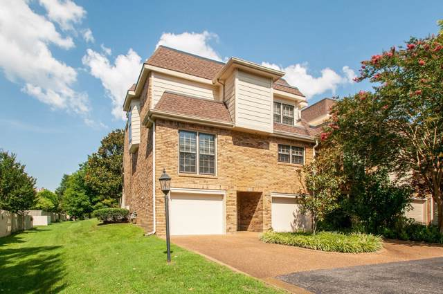401 Bowling Ave Unit 78 #78, Nashville, TN 37205 (MLS #RTC2062347) :: DeSelms Real Estate
